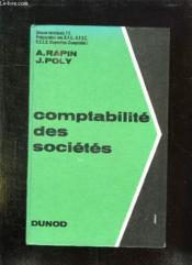 Comptabilite Des Societes. Classe Terminale Te. - Couverture - Format classique