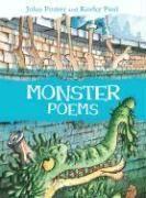 Monster poems - Couverture - Format classique