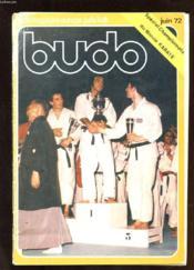 Budo Magazine Europe. Volume Xxii. Numero 6. Special Championnats Du Monde Karate - Couverture - Format classique