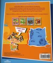 Piboule et l'ours - 4ème de couverture - Format classique