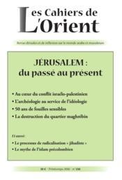 Cahiers de l'Orient N.130 - Couverture - Format classique