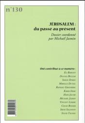 Cahiers de l'Orient N.130 - 4ème de couverture - Format classique