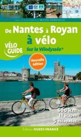 De Nantes à Royan à vélo ; sur la vélodyssée (édition 2020) - Couverture - Format classique