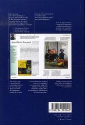 L'art au XX siècle t.2 ; l'art contemporain - 4ème de couverture - Format classique