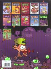 Kid Paddle t.10 ; dark, j'adore ! - 4ème de couverture - Format classique