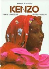 Kenzo - Couverture - Format classique