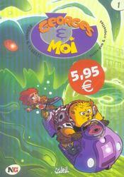 Georges et moi t.1 ; bubble-gum et croquettes - Intérieur - Format classique