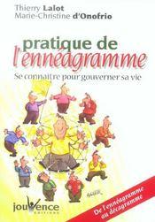 Pratique De L'Enneagramme N.195 - Intérieur - Format classique