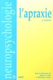 L'apraxie (2e édition) - Couverture - Format classique