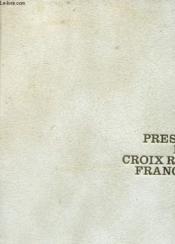 Presence De La Croix Rouge Francaise - Couverture - Format classique