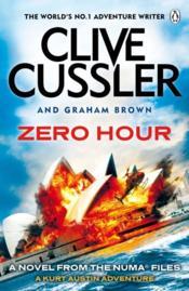 Zero Hour - Numa Files Book 11 - Couverture - Format classique
