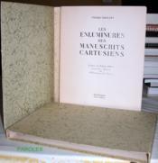 Les Enluminures des manuscrits cartusiens. - Couverture - Format classique