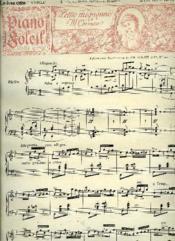Piano Soleil 12 Mars 1892, N°11 - Couverture - Format classique