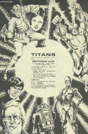 Titans N°67 - Couverture - Format classique