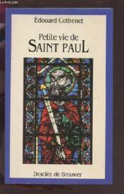 Petite Vie De ; Saint Paul - Couverture - Format classique