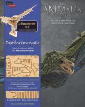 Les animaux fantastiques ; le demonzémerveille - Couverture - Format classique