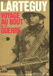 Voyage au bout de la guerre. - Couverture - Format classique