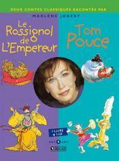 Tom Pouce ; le rossignol de l'empereur - Couverture - Format classique