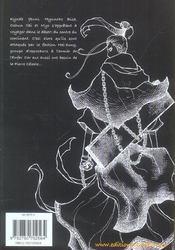 Le chant des morts. 4. Le chant des morts - 4ème de couverture - Format classique