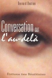 Conversation sur l'au-delà - Couverture - Format classique