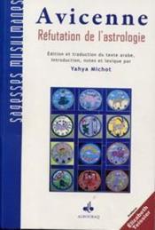 Réfutation de l'astrologie - Couverture - Format classique