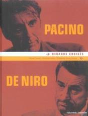 Pacino, De Niro - Couverture - Format classique