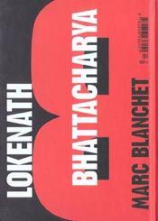 Lokenath Bhattacharya ; l'autre rive - 4ème de couverture - Format classique