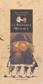 La Pasteque Meteque - Couverture - Format classique