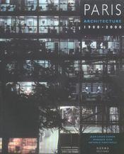 Paris architecture 1900-2000 - Intérieur - Format classique
