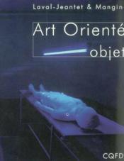 Art oriente objet 1991-2002 ; catalogue monographique - Couverture - Format classique