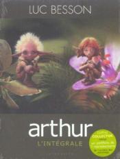 Arthur ; coffret t.1 et t.2 - Couverture - Format classique