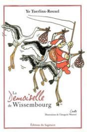 La demoiselle de wissembourg - Couverture - Format classique