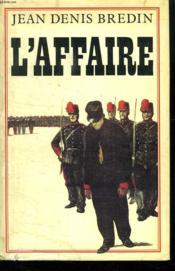 L Affaire. - Couverture - Format classique
