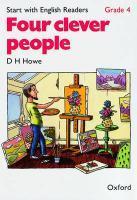 Swer 4: Four Clever People - Couverture - Format classique