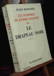 Le Drapeau Noir - Couverture - Format classique