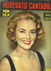 Mon Film N° 683 - Moderato Cantabile - Couverture - Format classique