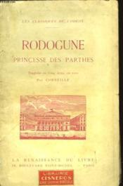 Rodogune - Princesse Des Parthes - Couverture - Format classique