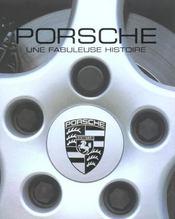 Porsche - Intérieur - Format classique