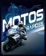 Motos rapides - Couverture - Format classique