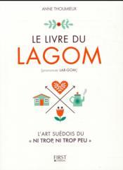 Le livre du Lagom - Couverture - Format classique