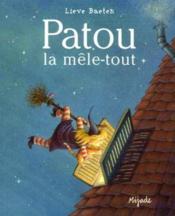 Patou La Mele-Tout - Couverture - Format classique