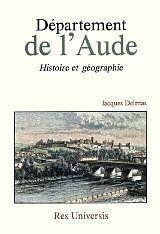 Aude (Departement De L') - Couverture - Format classique