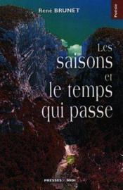 Les Saisons Et Le Temps Qui Passe - Couverture - Format classique