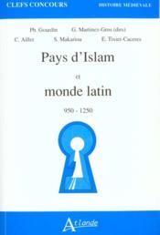 Islam & monde latin - Couverture - Format classique