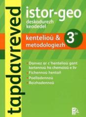 Tap da vreved 3de : kenteliou & metodologiezh - Couverture - Format classique