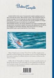 Bateau tempête - 4ème de couverture - Format classique