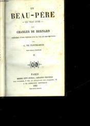 Un Beau-Pere - Le Veau D'Or - Ii - Couverture - Format classique