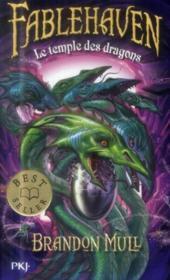 Fablehaven t.4 ; le temps des dragons - Couverture - Format classique