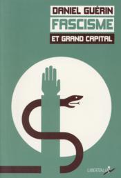 Fascisme et grand capital - Couverture - Format classique