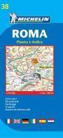 Roma ; plan + répertoire - Couverture - Format classique